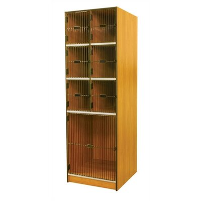Ironwood Grill Door Music Storage: 7 Compartments