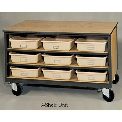 Ironwood 1000 Series Tote Tray Mobile Cabinet