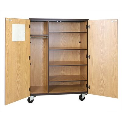 Ironwood 1000 Series Teacher's Storage Mobile Cabinet