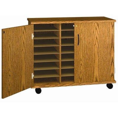 Ironwood Laptop Storage Cart