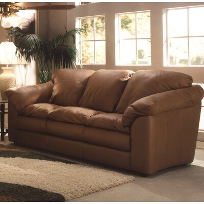Oregon Leather Loveseat