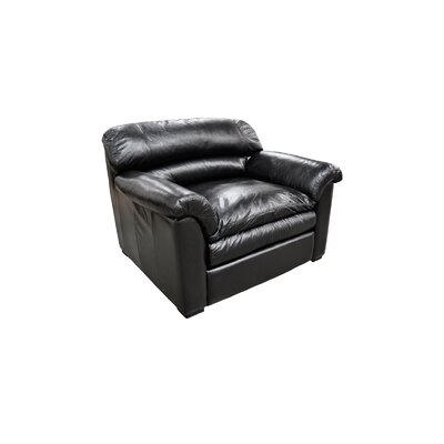 Canyon Leather Chair and a Half