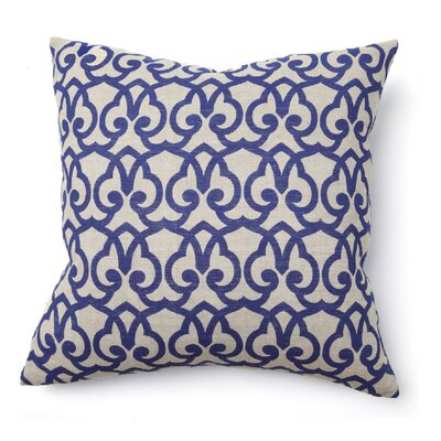 Villa Home Full Bloom Brit Print Pillow