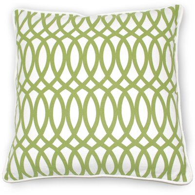 Villa Home Fields Ellipse Cotton Pillow