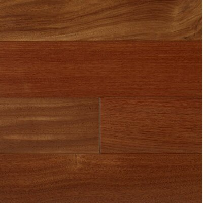 "IndusParquet 3-1/4"" Engineered Hardwood Santos Mahogany Flooring"