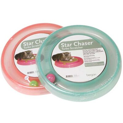Starchaser Turbo Linerboard Cat Scratcher