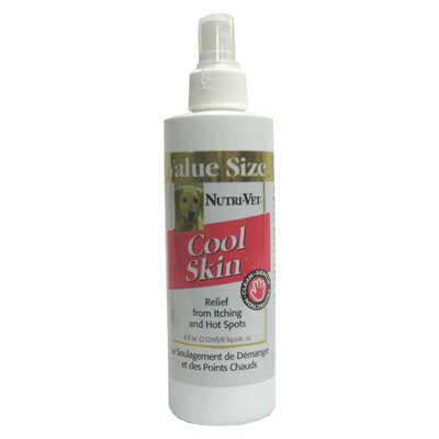 Nutri Vet Nutritionals Anti-Itch Spray Dog Skin Care