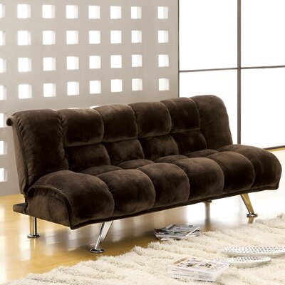 Jopelli Flannel Convertible Sleeper Sofa