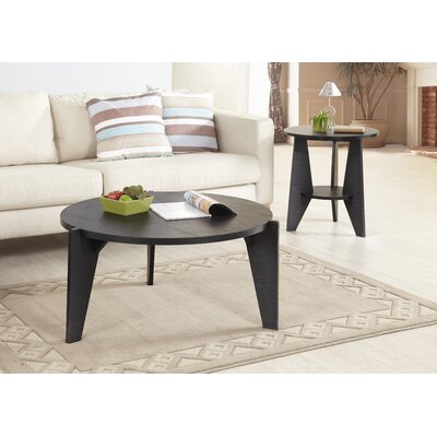 Hokku Designs Ellen 2 Piece Coffee Table Set