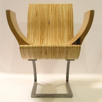 ShinerInternational Cup Arm Chair