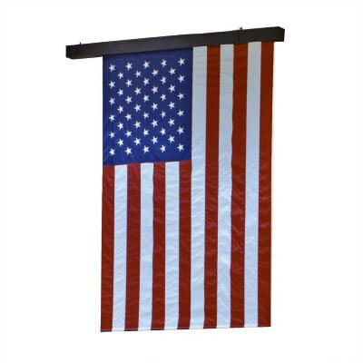 Draper Patriot Motorized Flag Set