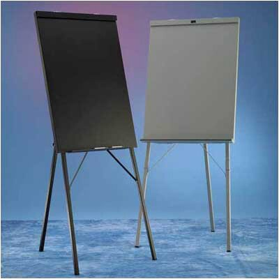 Draper OP Series Epoxy Powdercoat Paper Pad Easel