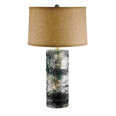 Bark Aspen Birch Table Lamp
