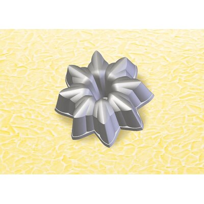 Kaiser Bakeware Kaisercast 7'' Star Shaped Flan Pan