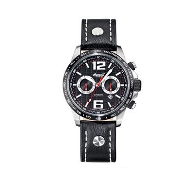 Ingersoll Watches Men's Arkansas Watch in Black