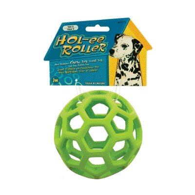J.W. Pet Company Hol-Ee Roller Dog Toy