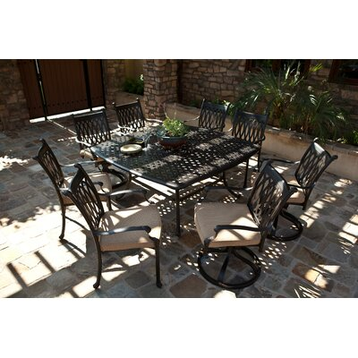 Newport 9 Piece Dining Set
