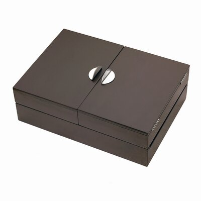 Umbra Repose Storage Box in Espresso