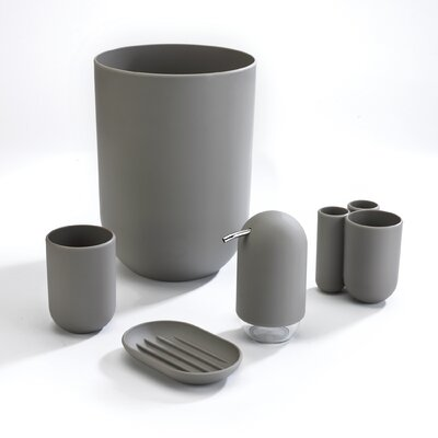 Umbra Touch Soap Dish in Gray