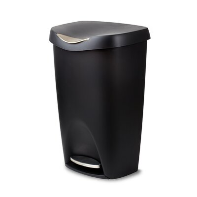 Umbra Brim 13 Gallon Step Waste Can
