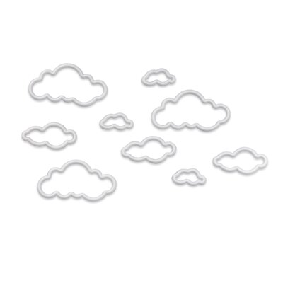 Umbra Nimbus Wall Décor (Set of 9)