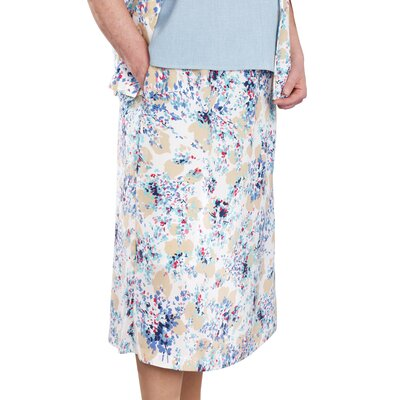 Silvert's Women's Fashionable Adaptive Wrap Skirt