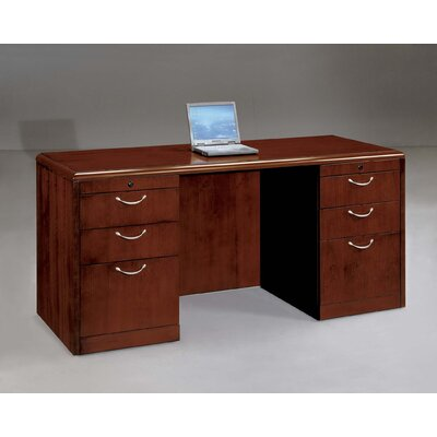"DMI Office Furniture Summit Cope 72"" W Kneehole Credenza (Flat Pack)"