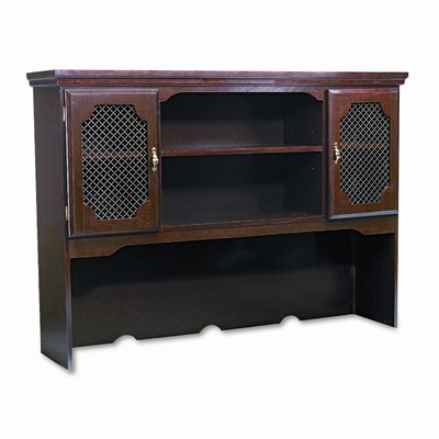 DMI Office Furniture Governors Series Hutch for Kneespace Credenza