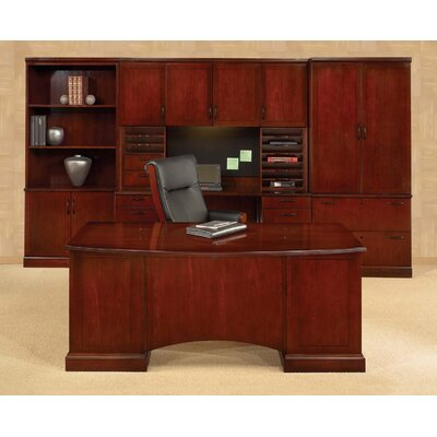 DMI Office Furniture Belmont Executive Suite with Bookcases