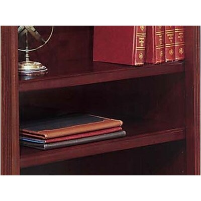 "DMI Office Furniture Keswick 78"" H Left Hand Facing Bookcase"