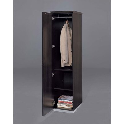 DMI Office Furniture Pimlico Wardrobe Cabinet (Fully Assembled)