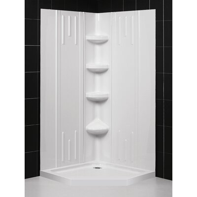 Dreamline SlimLine Neo Base Shower Enclosure