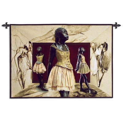 Hall of Ballerina Wall Tapestry