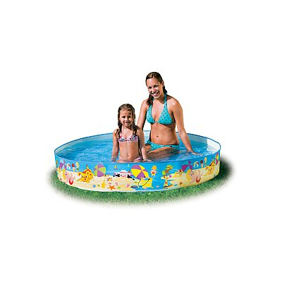 Intex Beach Days Snap Set Pool