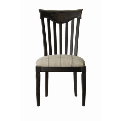 Universal Furniture Great Rooms Splat Back Side Chair