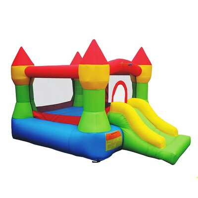 Bounceland Castle Hoop Bounce House