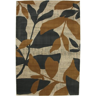 Mohawk Select Versaille Cream Botanical Rug