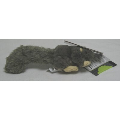 Hugglehounds Big Feller Squirrel Dog Toy