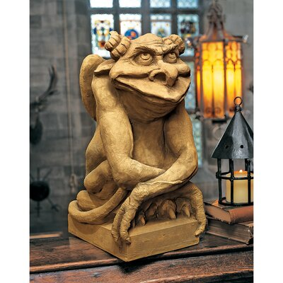 Oscar The Gargoyle with Attitude Statue