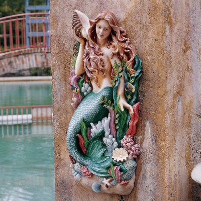 Melody's Cove Mermaid Wall Decor