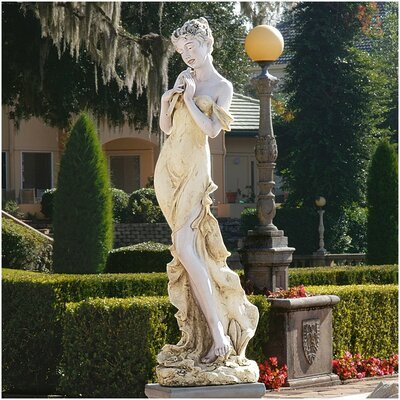 Design Toscano Thalia Muse of The Garden Oversized Statue