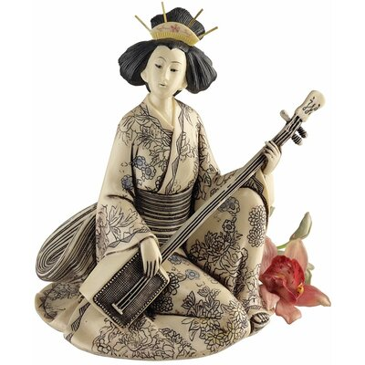 Design Toscano Song of the Geisha Sculpture