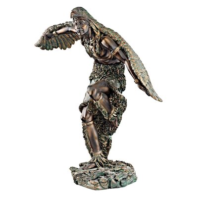 Design Toscano The Eagle Dancer Sculpture