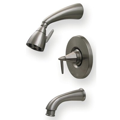 Whitehaus Collection Blairhaus Monroe Pressure BalanceTub and Shower Faucet