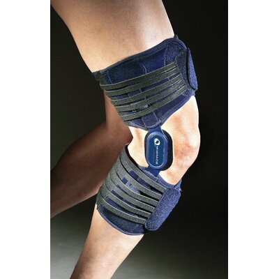 M-Brace MCL-LCL Instability Knee Brace in Blue