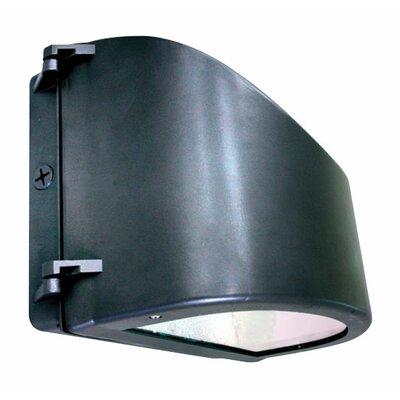 Deco Lighting 70w MH MT Curved Cut-Off Wall Light in Bronze