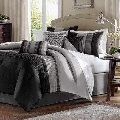 Madison Park Amherst Comforter Set