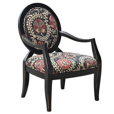 Madison Park Madison Park Malibu Fabric Arm Chair