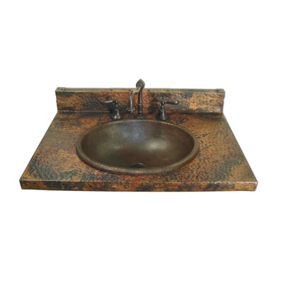 "Native Trails, Inc. Tuscany 22"" Vanity Top"