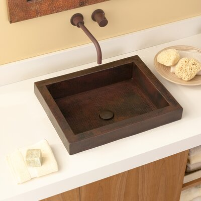 Native Trails, Inc. Tatra Bathroom Sink